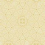 islamic-star-ornament-golden-background-vector-illustration-55240159